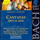 CANTATAS BWV.14, 16 - 18/ KRISZTINA LAKI