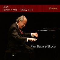 SONATA H-MOLL: 1965 & 1971/ PAUL BADURA-SKODA [리스트: 피아노 소나타 B단조 - 파울 바두라-스코다]