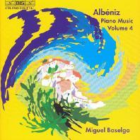 PIANO MUSIC VOL.4/ MIGUEL BASELGA [알베니즈: 피아노 음악 4집 - 미겔 바셀가]