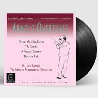OVERTURES/ MALCOLM ARNOLD [아놀드: 서곡 모음집] [180G LP]