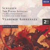 THE PIANO SONATAS/ VLADIMIR ASHKENAZY [스크리아빈: 피아노 소나타 - 아쉬케나지]