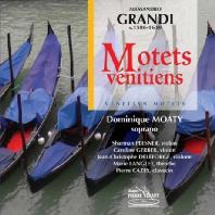 MOTETS VENITIENS/ DOMINIQUE MOATY, PIERRE CAZES