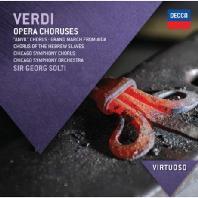 OPERA CHORUSES/ GEORG SOLTI [VIRTUOSO]
