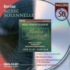 MESSE SOLENNELLE/ JOHN ELIOT GARDINER [PHILIPS 50]