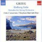 MUSIC FOR STRING ORCHESTRA/ OSLO CAMERATA/ STEPHAN BARRATT-DUE