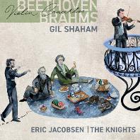 VIOLIN CONCERTOS/ GIL SHAHAM, ERIC JACOBSEN [베토벤 & 브람스: 바이올린 협주곡 - 길 샤함]
