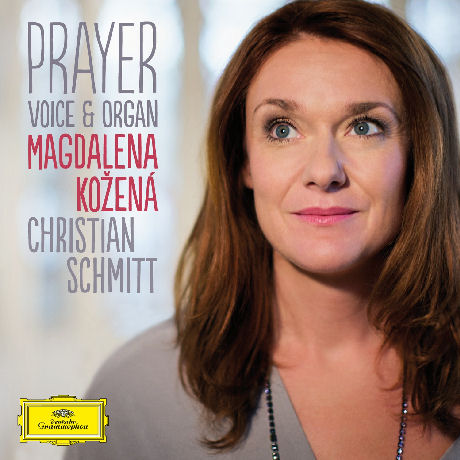 PRAYER: VOICE & ORGAN/ CHRISTIAN SCHMITT [막달레나 코제나: 기도 - 오르간 반주 종교적 노래]