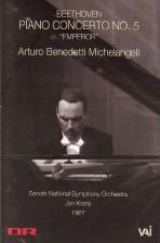PIANO CONCERTO NO.5 EMPEROR/ ARTURO BENEDETTI MICHELANGELI [베토벤: 피아노 협주곡 5번 황제/ 미켈란젤리]