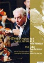 SYMPHONY NO.9 & LEONORE OVERTURE NO.3/ DANIEL BARENBOIM [베토벤: 교향곡 9번 `합창`, 레오노레 서곡 3번]