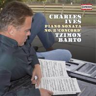 PIANO SONATA NO.2 'CONCORD'/ TZIMON BARTO [아이브즈: 피아노 소나타 2번]