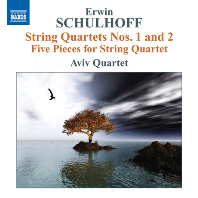 MUSIC FOR STRING QUARTET/ AVIV QUARTET