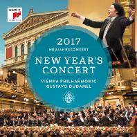 NEW YEAR`S CONCERT 2017/ GUSTAVO DUDAMEL [2017 빈 신년음악회 - 구스타보 두다멜]