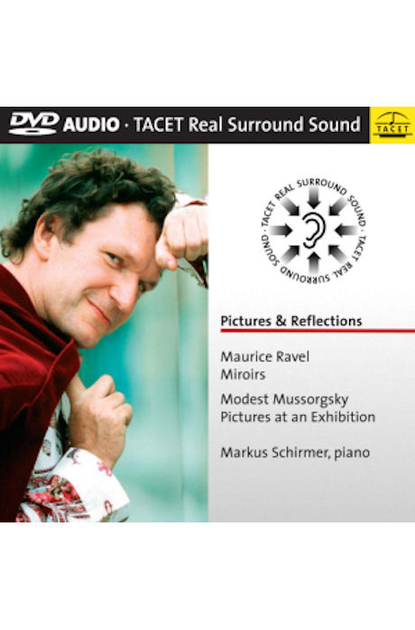 PICTURES & REFLECTIONS/ MARKUS SCHIRMER [DVD AUDIO]