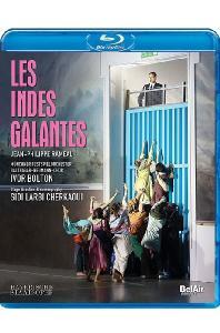 LES INDES GALANTES/ IVOR BOLTON [라모: <오페라 발레> 우아한 인도의 나라 - 아이버 볼튼] [한글자막]
