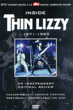 THIN LIZZY/ INSIDE THIN LIZZY/ A CRITICAL REVIEW 1971 - 1983 (씬 리지)