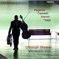 VIOLONCELLO SOLO/ CHRISTOPH STRADNER