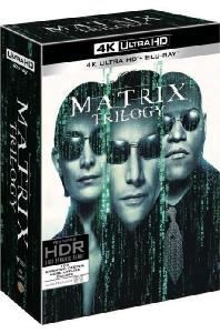 매트릭스 트릴로지 [4K UHD+BD] [THE MATRIX TRILOGY]