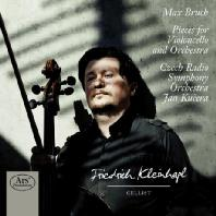 PIECES FOR VIOLONCELLO AND ORCHESTRA/ FRIEDRICH KLEINHAPL, FAN KUCERA [SACD HYBRID]