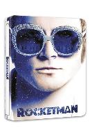 로켓맨 4K UHD+BD [스틸북 한정판] [ROCKETMAN]