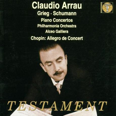 PIANO CONCERTOS/ CLAUDIO ARRAU