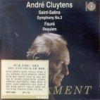 SYMPHONY NO.3 & REQUIEM/ ANDRE CLUYTENS