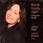 HUNGARIAN SONGS/ ANDREA ROST