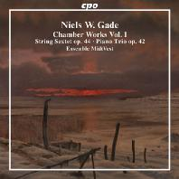 CHAMBER WORKS VOL.1: STRING SEXTET, PIANO TRIO/ ENSEMBLE MIDTVEST [가데: 실내악 작품 1집 - 현악 6중주, 피아노 트리오]