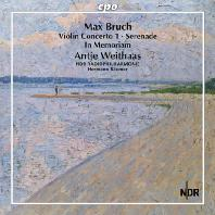 COMPLETE WORKS FOR VIOLIN & ORCHESTRA VOL.2/ ANTJE WEITHAAS, HERMANN BAUMER [브루흐: 바이올린 협주곡 1번, '세레나데', '추모하며']