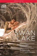 SWAN LAKE/ THE ROYAL BALLET [차이코프스키: 백조의 호수/ 로열 발레단]