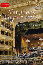 NEW YEAR`S CONCERT 2008: TEATRO LA FENICE/ ROBERTO ABBADO [2008년 신년콘서트: 라 페니체극장]
