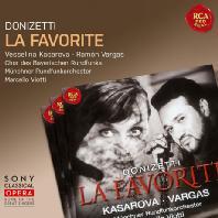 LA FAVORITE/ MARCELLO VIOTTI [SONY CLASSICAL OPERA] [도니제티: 라 파보리트]