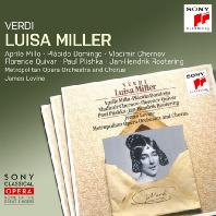LUISA MILLER/ JAMES LEVINE [SONY CLASSICAL OPERA] [베르디: 루이자 밀러]
