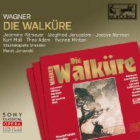 DIE WALKURE/ MAREK JANOWSKI [SONY CLASSICAL OPERA] [바그너: 발퀴레]