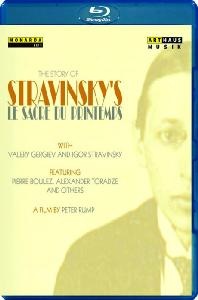THE STORY OF STRAVINSKY'S LE SACRE DU PRINTEMPS/ VALERY GERGIEV [스트라빈스키: 봄의 제전 이야기 - 다큐]