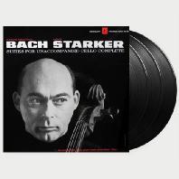 SUITES FOR UNACCOMPANIED CELLO/ JANOS STARKER [바흐: 무반주 첼로 조곡 - 야노스 슈타커] [180G LP]