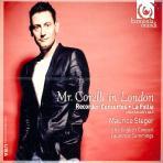 MR. CORELLI IN LONDON: RECORDER CONCERTOS/ MAURICE STEGER, LAURENCE CUMMINGS