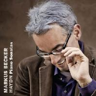 PIANO SONATAS/ MARKUS BECKER [하이든: 피아노 소나타 작품집 - 마르쿠스 베커]