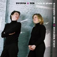 WORKS FOR VIOLIN & PIANO/ ANTJE WEITHAAS, SILKE AVENHAUS