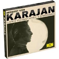 9 SYMPHONIES/ HERBERT VON KARAJAN [BDA] [베토벤: 교향곡 전곡 (70년대 녹음) | 카라얀]