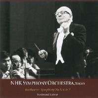 SYMPHONY NO.5, 6 & 7/ FERDINAND LEITNER [UHQCD] [베토벤: 교향곡 5-7번, 레오노레 서곡 2번 - 라이트너]