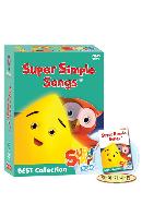 뉴 슈퍼심플송 베스트 콜렉션 16종세트 [8DVD+8CD+가사집] [NEW SUPER SIMPLE SONGS]