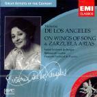 ON WINGS OF SONG & ZARZUELA ARIAS/ VICTORIA DE LOS ANGELES