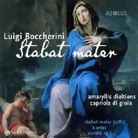STABAT MATER/ AMARYLLIS DIELTIENS, CAPRIOLA DI GIOIA [SACD HYBRID]