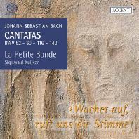 CANTATAS BWV 52,60,116,140/ LA PETITE BANDE, SIGISWALD KUIJKEN [SACD HYBRID] [바흐 칸타타 15집]