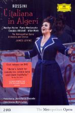 ROSSINI/ L`ITALIANA IN ALGERI/ JAMES LEVINE