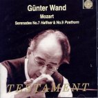 SERENADES NOS.7 & 9/ GUNTER WAND