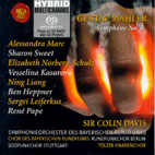 SYMPHONY NO.8/ COLIN DAVIS (SACD HYBRID)