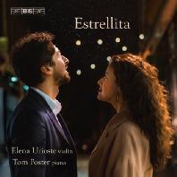 ESTRELLITA/ ELENA URIOSTE, TOM POSTER [SACD HYBRID] [에스트렐리타:  바이올린 소품 - 엘레나 우리오스테]