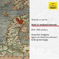 MARE BALTICUM VOL.1: MUSIC IN MEDIEVAL DENMARK/ ENSEMBLE PEREGRINA, AGNIESZKA BUDZINSKA-BENNETT [발틱해 음악 1집: 중세 시대 덴마크의 음악 - 앙상블 페레그리나]