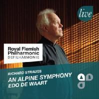 AN ALPINE SYMPHONY/ EDO DE WAART